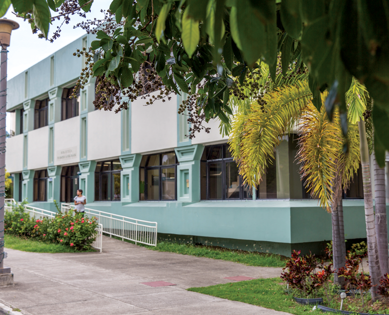 Ponce School Of Medicine >> About Library Ponce Health Sciences University