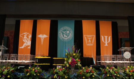 Ponce Health Sciences University grants graduate degrees to 215 students in several health care disciplines